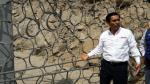 Mallas salvaron a miles de huaicos, pero ahora les roban piezas - Noticias de grillete electr��nico