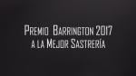 Sitka Semsch es la ganadora del Premio Barrington 2017 - Noticias de noe bernacelli