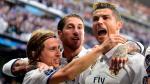 Real Madrid vs. Atlético: el derbi de Cristiano Ronaldo [FOTOS] - Noticias de jan trousil