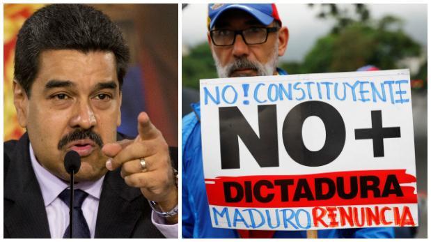 Senadores EU promueven sanciones y otras medidas en respuesta a crisis Venezuela