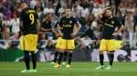 Atlético Madrid: los rostros de tristeza y decepción [FOTOS] - Noticias de diego godin