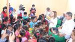 Piura: 4.800 alumnos damnificados por lluvias iniciaron clases - Noticias de minedu