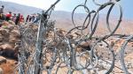 Mallas antihuaicos: delincuentes robaron piezas por S/1 millón - Noticias de jose barrera