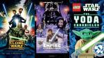 Star Wars Day: los títulos que ofrece Netflix sobre la saga - Noticias de luke skywalker