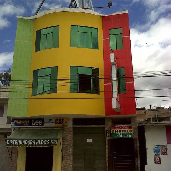 En el hotel Adrián, de Bagua Grande, no pidieron documentos a la menor presuntamente violentada. (Foto: Hugo Anteparra)