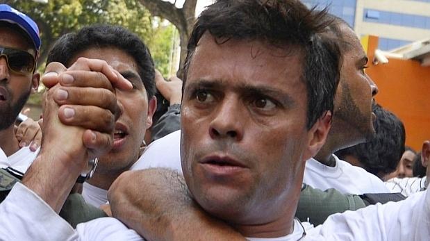 Tintori visita a su esposo Leopoldo López encarcelado en Venezuela