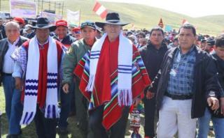 PPK defiende actuación de la PNP durante marcha del Movadef