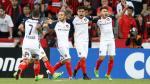 San Lorenzo goleó 3-0 a Atlético Paranaense en la Libertadores - Noticias de diego pablo simeone