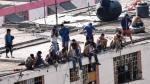 Policías ya no custodiarán la cárcel de Lurigancho - Noticias de chritian garay