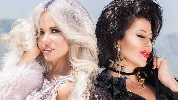 Así de explosiva suena nueva canción de Gloria Trevi y Alejandra Guzmán