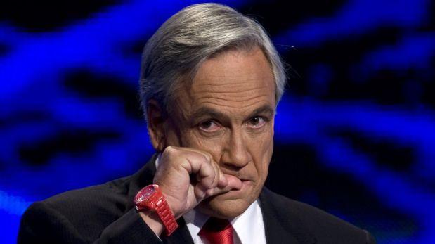 Piñera declaró por 3 horas sobre inversión en Perú