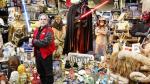 Esta es la colección de Star Wars más grande del mundo [VIDEO] - Noticias de darth vader