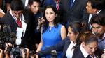 Nadine Heredia no asistirá mañana a la Comisión Lava Jato - Noticias de eleodoro mayorga