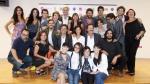 """""""De vuelta al barrio"""": así fue la presentación de los actores - Noticias de fernando sanchez"""