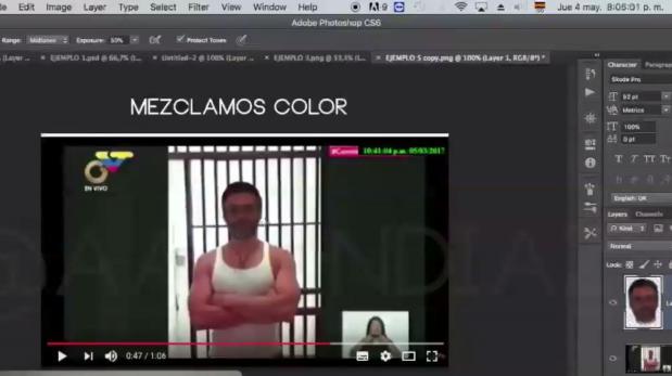 Leopoldo López se encuentra bien, informa Lilian Tintori