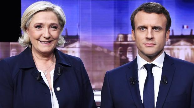 """Emmanuel Macron ganó las elecciones en Francia"""""""