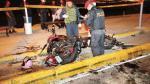 Muerte y engaños tras choque en la Costa Verde [Crónica] - Noticias de verde magdalena