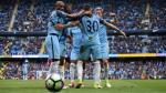Manchester City goleó 5-0 al Palace y se acerca a Champions - Noticias de vincent kompany