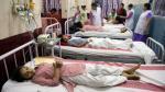 India: Al menos 200 estudiantes hospitalizadas tras fuga de gas - Noticias de india pakistan