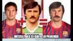Messi: le dedican memes en Facebook por su gol a lo Panenka - Noticias de luis giampietri