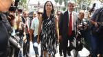 Comisión Lava Jato citará a Nadine Heredia para este viernes - Noticias de julio grados