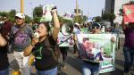 Marihuana medicinal: liberan a familiares de pacientes - Noticias de region policial lima