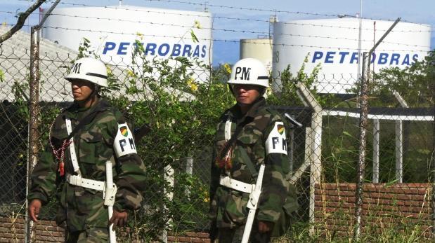 Presidente de Petrobras Bolivia con arresto domiciliario por presunta deuda