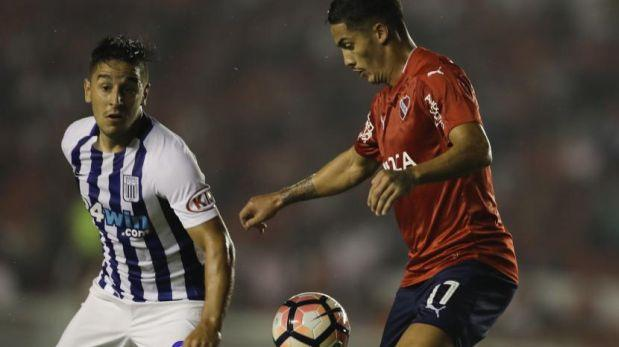 Defensor de Independiente dio positivo en antidoping — Alianza Lima