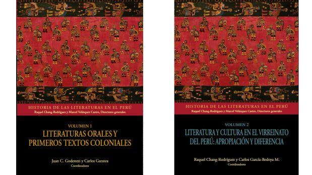 Los dos tomos de Historia de las literaturas en el Perú se pueden descargar desde el portal de la Casa de la Literatura Peruana.