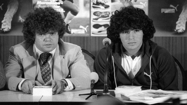 Se suicidó Jorge Cyterszpiler, ex manager de Diego Maradona
