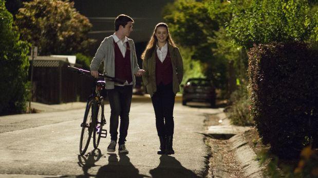 13 Reasons Why, el último éxito de Netflix crece bajo la sombra de un viejo tópico televisivo: el calvario adolescente. (Beth Dubber / Netflix)