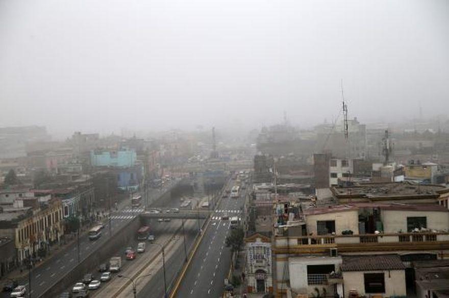 Seguirán mañanas nubladas en Lima — Senamhi