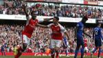 Manchester United cayó 2-0 ante Arsenal por la Premier League - Noticias de michael carrick