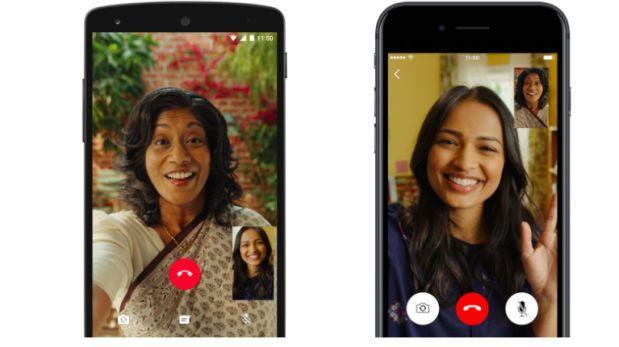 WhatsApp presume cifras: 55 millones de videollamadas al día