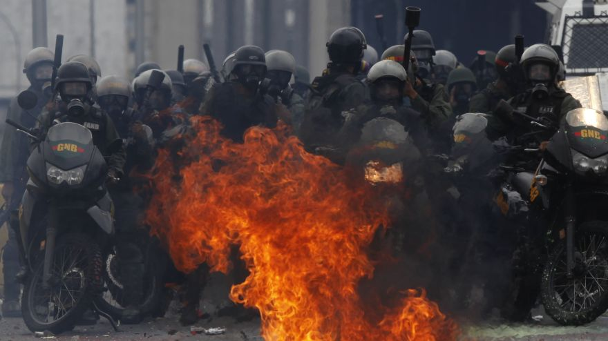 Propone Maduro 'Comisión de la verdad constituyente' para hacer justicia