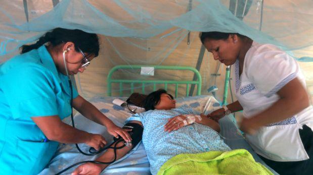 Piura: gestante muere por dengue pero médicos salvan a su hijo