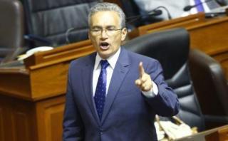 """""""PPK puede dar indulto, no tiene que darle cuentas a nadie"""""""