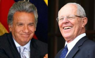 PPK se reunirá mañana con mandatario electo de Ecuador