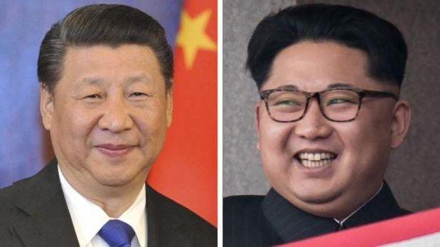 China prueba un nuevo misil cerca de costas coreanas