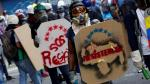 Escudos contra bombas: Así resisten los venezolanos [FOTOS] - Noticias de muerto en centro comercial