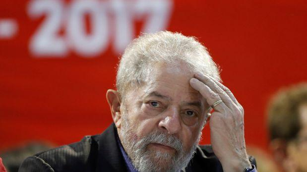 Lula ingresa a tribunal para defenderse por corrupción