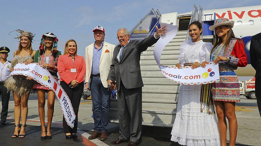 Viva Air inicia vuelos de bajo costo a nivel nacional