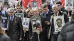 Rusia: El desfile por el Día de la Victoria contra los nazis - Noticias de frente patriótico
