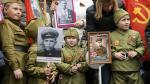 Rusia: El desfile por el Día de la Victoria contra los nazis - Noticias de desfile victoria