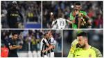 Mónaco: los rostros de desolación por eliminación en Champions - Noticias de gonzalo madrid