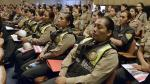 61 años de la mujer policía: reconocen a agentes destacadas - Noticias de rosario garcia