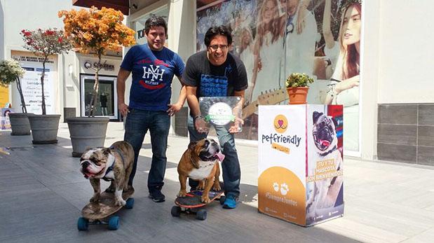 [Foto] Mall en Lurín le abre sus puertas a las mascotas