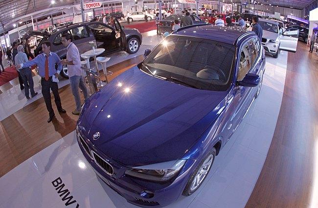 La última edición del Motorshow se hizo en noviembre del 2014. (Foto: El Comercio)