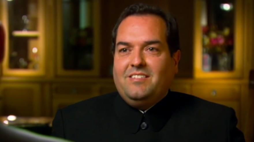 Alejandro Cao de Benos. (Captura de pantalla: YouTube)