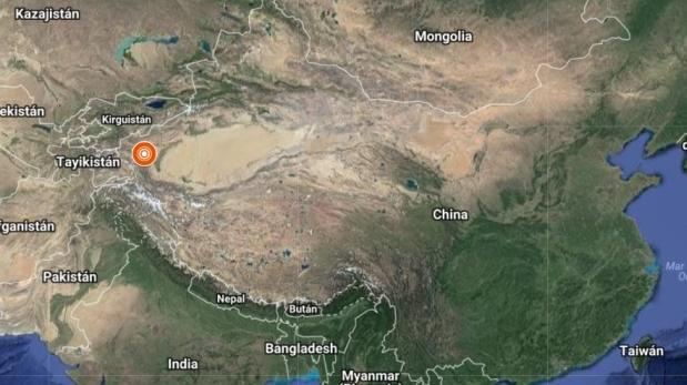 Sismo en China deja ocho muertos y 12 mil damnificados